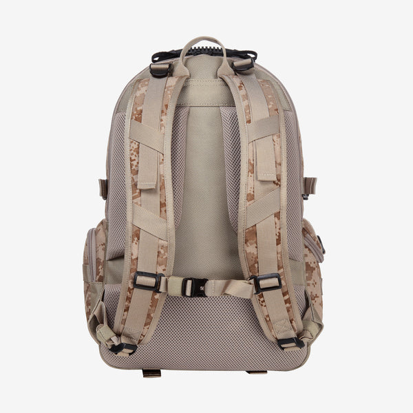Fila X PUBG - Backpack - Desert Camo - Accessories, Bag - Harumio