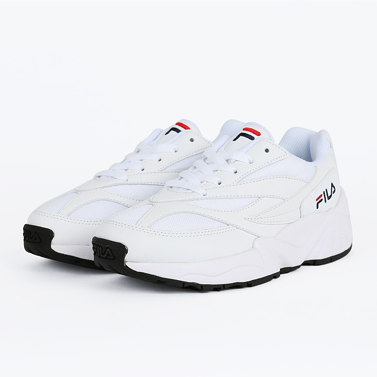 Fila Venom Low 94 - Triple White