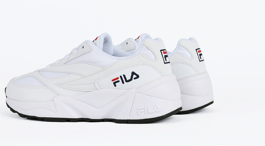 Fila Venom Low 94 - Triple White - Sneakers - Harumio