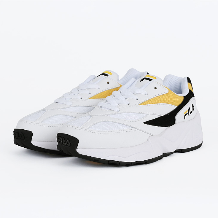 Fila Venom Low 94 - Yellow / White