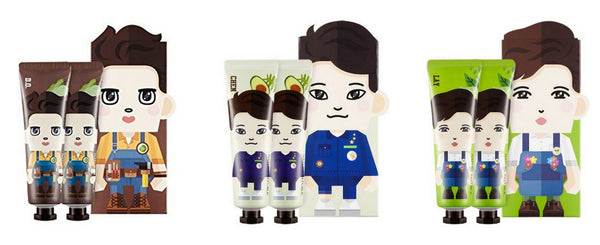 Nature Republic X EXO Hand & Nature Hand Cream 30ml