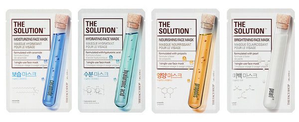 The Face Shop The Solution Face Mask