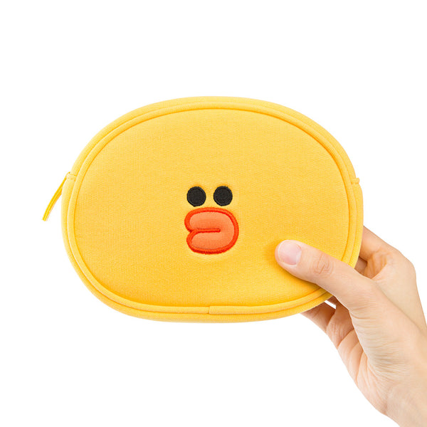 Line Friends - Sally Face Pouch - Bag - Harumio