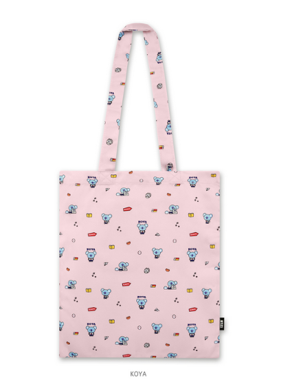 BT21 x Monopoly - Pattern Eco Bag