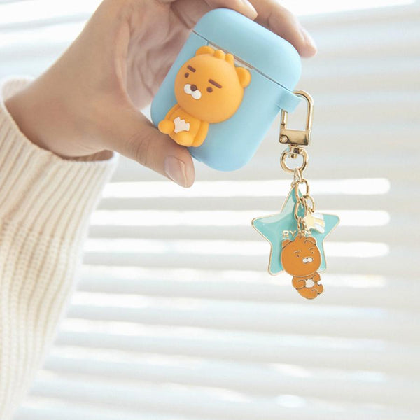 Kakao Friends - Little Ryan AirPod Key Chain