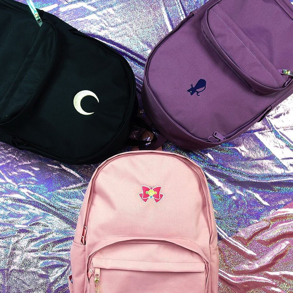 Sailor Moon  X SPAO - Sailor Moon Backpack