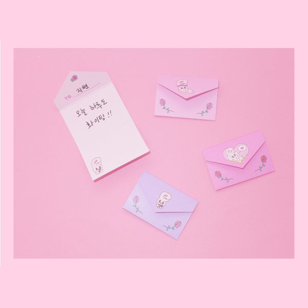 Esther Bunny - Tiny Letter Card