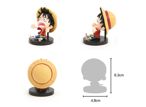 One Piece Mini Action Figures - Luffy