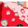 BTS Pop-up Store - House of BTS - Holiday Magnet Set