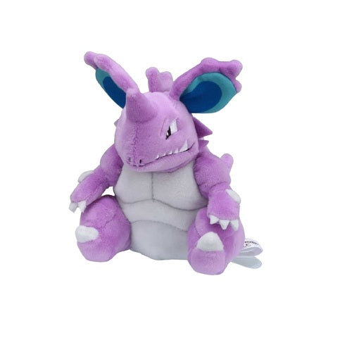 Pokemon Fit Plushy - Nidoking