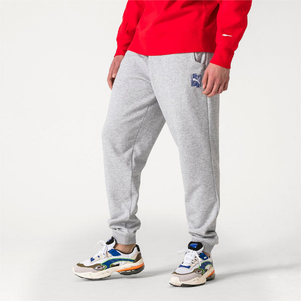 Puma x Ader Error - 2019 S/S Gray Double Knit Pants