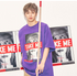 Lap - Take Me T-Shirt - Purple - T-Shirt - Harumio