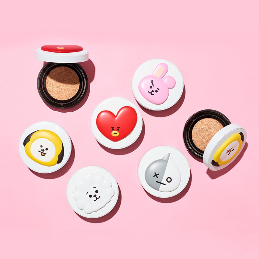 BT21 x VT - Real Wear Cover Cushion