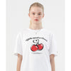 RMTCRW x Kirsh - GNAC Heart Cherry T-Shirt