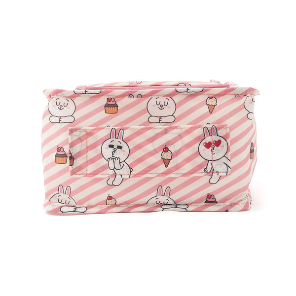 Line Friends - Cony Shoes Pouch - Bag - Harumio