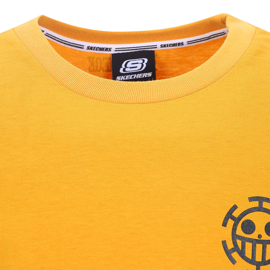 One Piece x Skechers - Men's Polo T