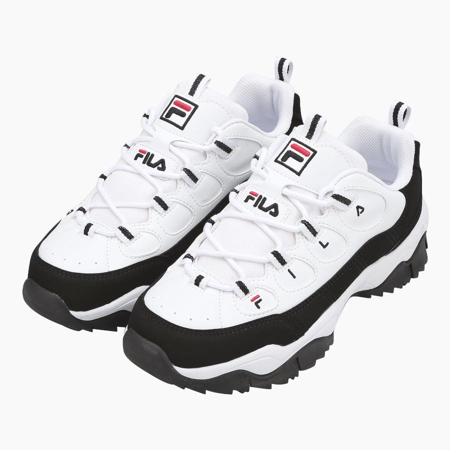 FILA - Solitude 97 - Black White