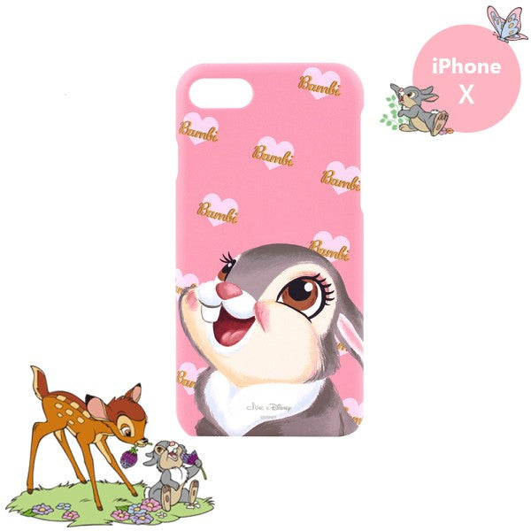 CLUE x Disney - Bambi - Lovely Thumper Hard Phone Case