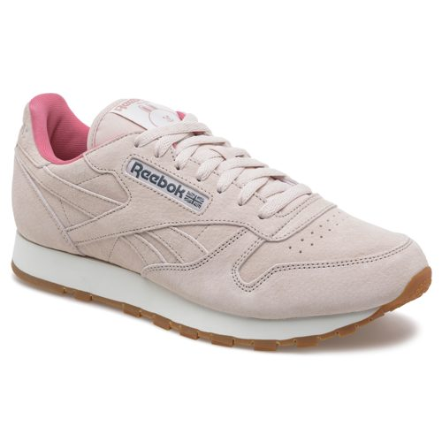 Reebok Classic X Line Friends - Classic Leather - Cony / Baby Pink