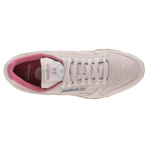 74da72695411 Reebok Classic X Line Friends - Classic Leather - Cony   Baby Pink ...