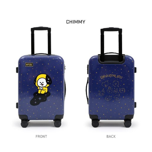 "BT21 x Monopoly - 24"" Universtar Luggage"
