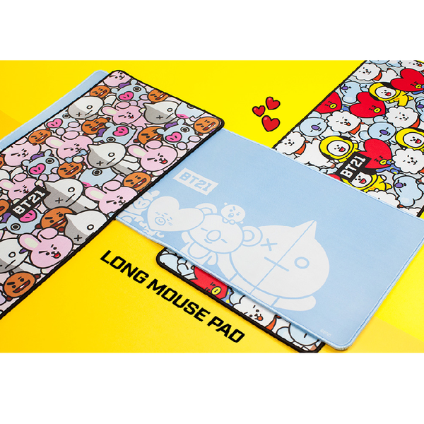 BT21 x Royche - Long Mouse Pad - Pattern C