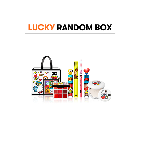 BT21 x VT - Art In Lucky Random Box