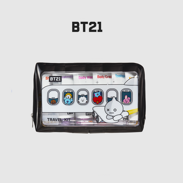 Olive Young x BT21 - Space Travel Kit