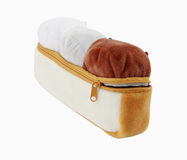 We Bare Bears -  Bread Pencil Case - Bebe
