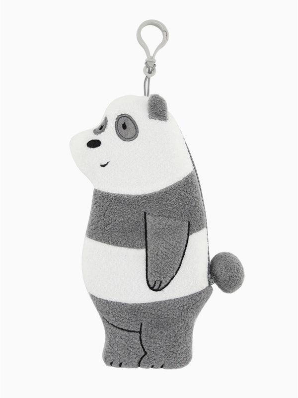 We Bare Bears - Flat Pencil Case - Panda