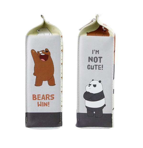We Bare Bears - House Pencilcase - Triplets
