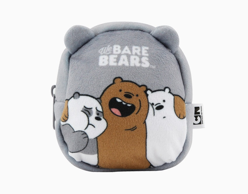 We Bare Bears -  Mini Backpack Pouch - Adults Triplets