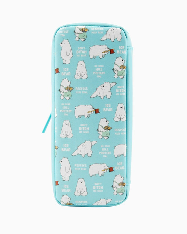 We Bare Bears - Pencilcase - Ice Bear