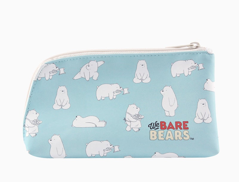 We Bare Bears - Round Pencil Case - Ice Bear