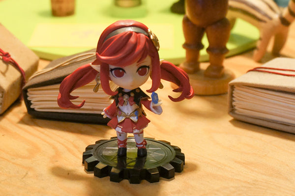 Official Dungeon Fighters DNF Figures - Overminded Figures - Figures - Harumio