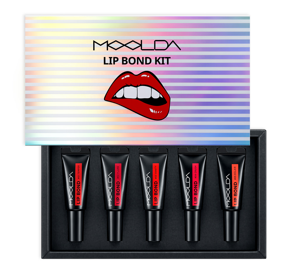 Moolda - Lip Bond Kit