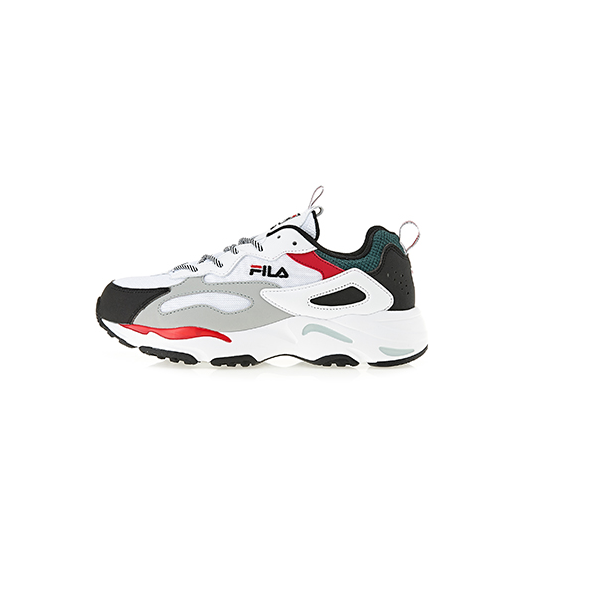 FILA - Ray Tracer - White Red