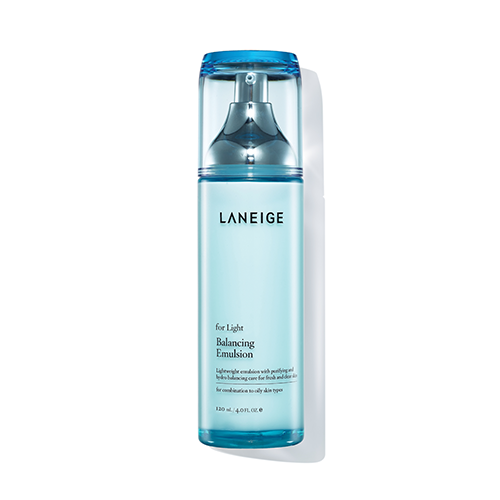 Laneige Balancing Emulsion for Light - Skincare, Skin - Harumio