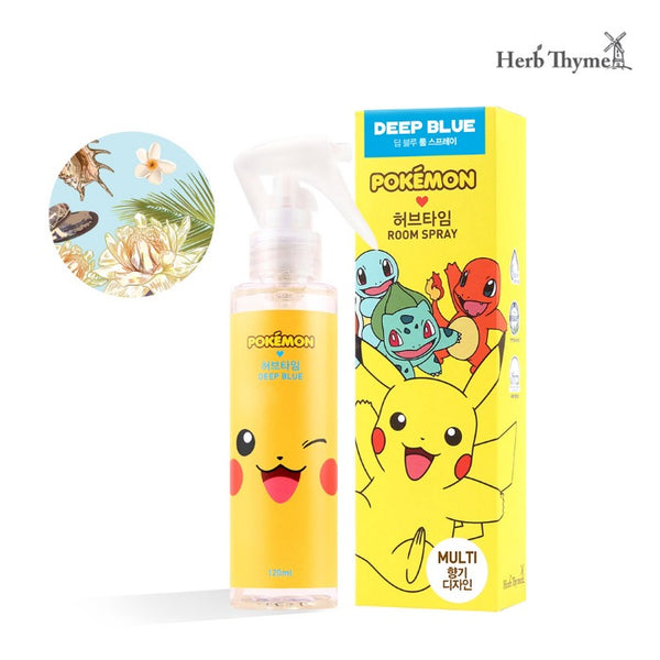 Pokemon x Herb Thyme - Pocket Monster Room Spray