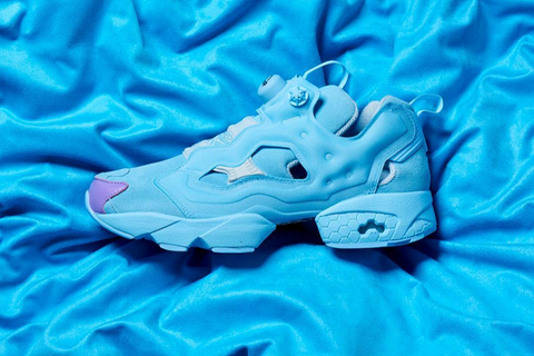 BT21 x Reebok InstaPump Fury Collection