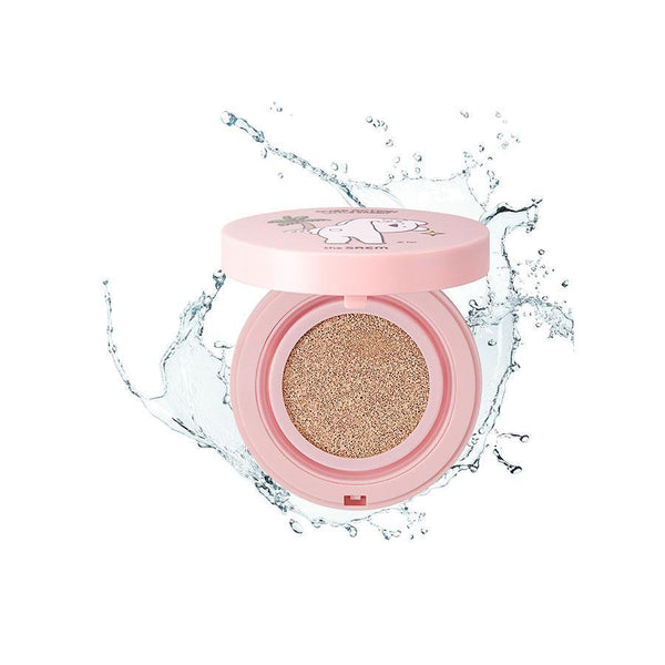 The Saem x Over Action Little Rabbit - Eco Soul Power Stay Cushion Refill