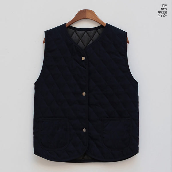 Chuu  - The World's Cute Nubin Vest - Vest - Harumio