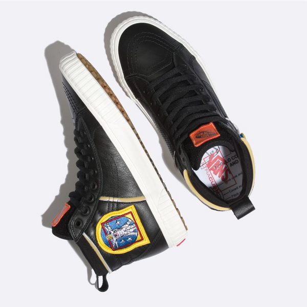 VANS x NASA - Space Voyager - SK8-Hi - Black