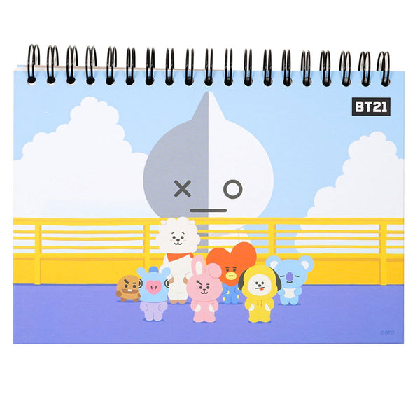 BT21 - Drawing Note