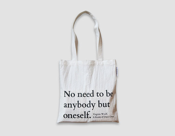 One More Bag - Virginia Wolfe Tote Bag