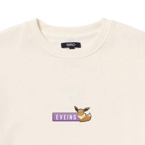 SPAO X Pokemon Eevee Sweaters