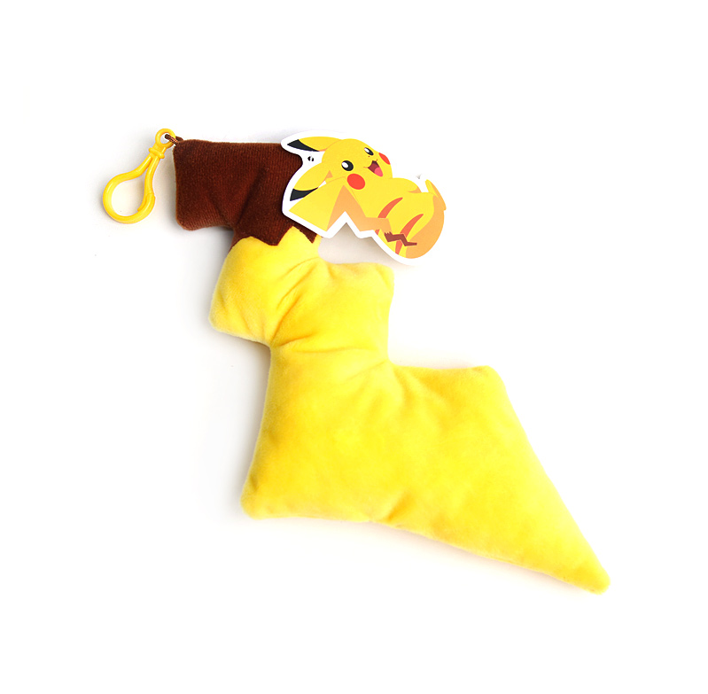 Pokemon - Plushie Key Chain - Pikachu