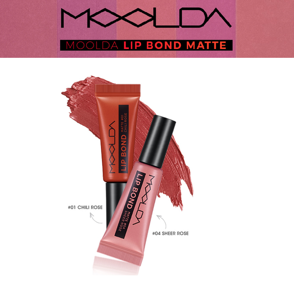 Moolda - Lip Bond Matte