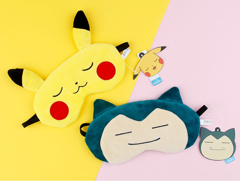 Pokemon - Sleep Eye Masks