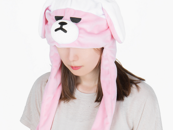 Krunk x Blackpink - Krunk Action Bunny Hat